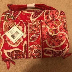 NEW With Tags Vera Bradley Mini Laptop Case